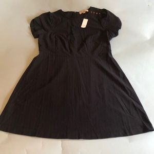 BNWT Loft Navy Pinstripe Dress